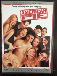 American Pie - Movie DVD (collector's edition)