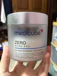 Zero pore pad
