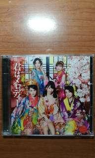 AKB48 kimi wa melody 專輯