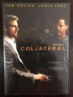 Collateral - Movie DVD