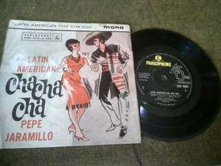 Vinyl kecil cha cha