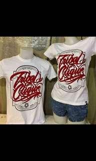 Tribal overrun couple shirt