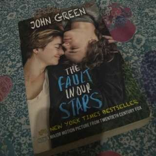 novel the fault in our stars by john green #horegajian