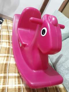 LITTLE TIKES ROCKING HORSE PINK for baby girl