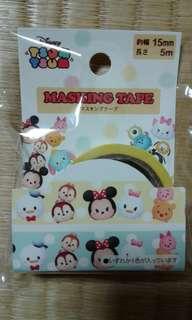 Tsum Tsum Masking Tape