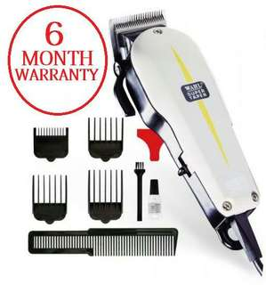 WAHL Super Taper Hair Clipper - 6 Month Warranty