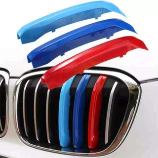 BMW X1 grille