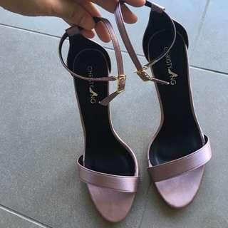 Christy Ng Lilac Heels