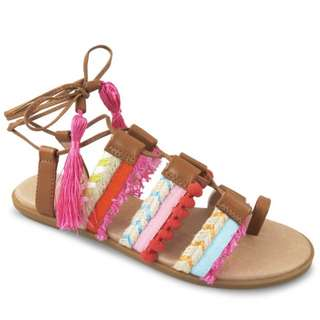 Wittner colourful sandals