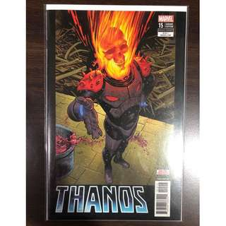 Thanos #15 3rd Printing Variant Cosmic Ghost Rider VF/NM