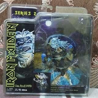Eddie Iron Maiden Live After Death NECA figure