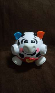 Fisher Price Bounce and Giggle Cow