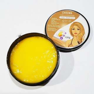 Chroma Celloshine hair treatment
