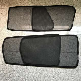 Honda Jazz (GK) model Cargo Tray & Managtic SunShade For Sale SGD($75