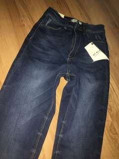Size 3 High Waisted Jeans