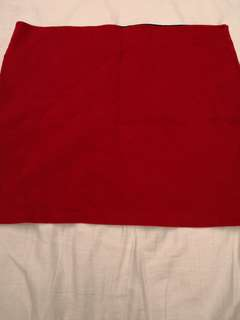 ZARA Trafaluc Short Skirt