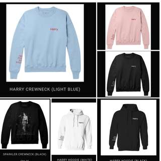 [po] official harry styles merch