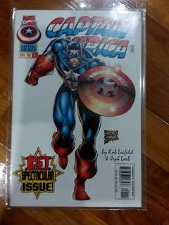 Marvel - Captain America #1