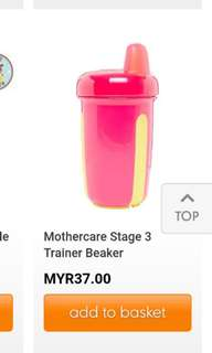 Mothercare Stage 3 Trainer Beaker
