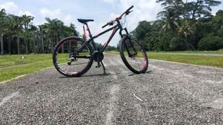 [Negotiable]Mongoose Hardtail