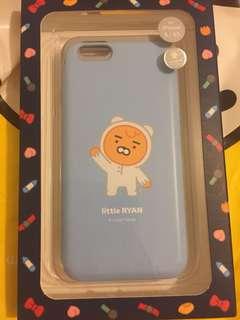kakao friends ryan公仔 可放卡入case iPhone 6/6s Case