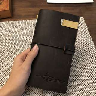Travel handheld journals