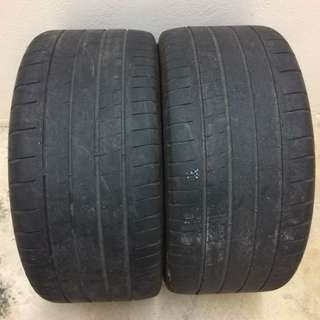 Michelin PSS 255 35 18 Pilot Super Sport