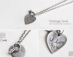 Necklace - Vintage Love
