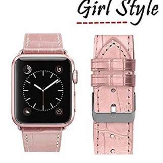 Apple Watch Band 38mm (Girl Style - Rose Gold) (not include the Apple Watch)