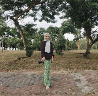 Pikat KL batik kipas