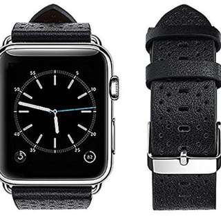 Apple Watch band -42mm - Breathable style - Black 皮帶 (not include the Apple Watch)