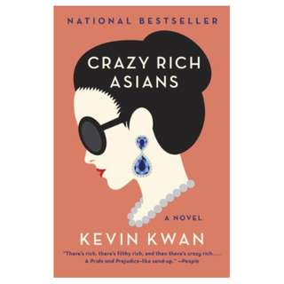 Crazy Rich Asian series (Kevin Kwan)