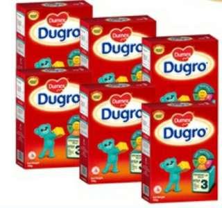 Dumex Dugro 700g Step 3, 4, 5