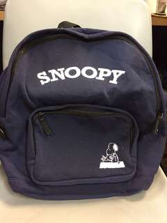 NEW AND NEVER USED! Cute Snoopy Backpack