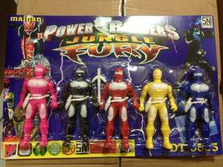 Power Ranger 5555