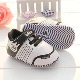 全新adidas學步鞋 adidas軟底鞋 adidas寶寶鞋