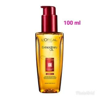 LOREAL EXTRAORDINARY OIL FOR COLORED HAIR 100 ML