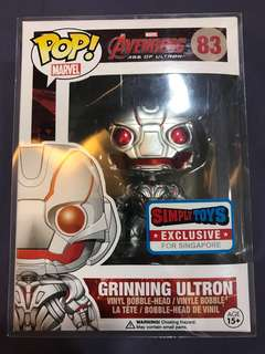 Funko Pop Grinning Ultron