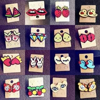226-Cute Vintage Earrings