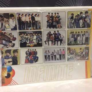 INFINITE UNOFFICIAL POSTERS