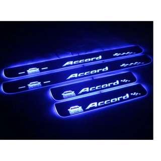 Honda Accord LED Animated Door Scuff Plates
