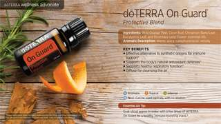 Doterra On Guard Protective Blend