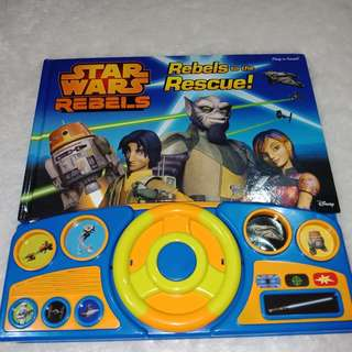 Sounds Book Star Wars