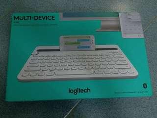 Bluetooth Keyboard multi-device k480