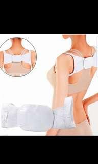 Adjustable body posture correction belt (box 99)