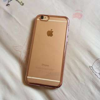 Case Iphone 6 Rose Gold