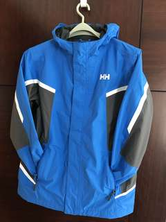 100%New HH 羽絨(600+) 加風褸(二合一)可以拆開 ,日本買,童裝size L 等於女裝size S ,凊屋平賣