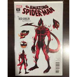 Amazing Spider-Man # 797 McGuinness Variant Red Goblin VF/NM