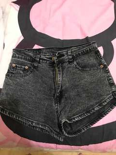 hotpants BKK black uk L (28-29)