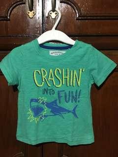 Crashin' into Fun shirt